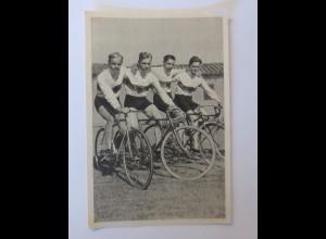 Fahrrad, Sammelwerk Nr.6, Bild 175, Olympia 1932 ♥ (44111)