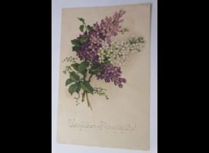 Pfingsten, Blumen, Flieder, 1930 ♥ (21407)