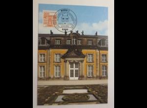 Maximumkarten Schloss Herrenhausen 1982 ♥ (53029)