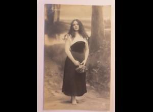 Frauen, Mode, Mignon so nennen sie mich, 1910 ♥ (71970)