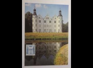 Maximumkarten Schloss Ahrensburg 1982 ♥