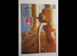 Maximumkarten Brauanlage 1982 ♥