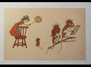 """""""Kinder, Maus"""" 1912 ♥"""