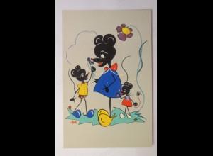 """""""Maus, Blumen"""" 1950, BYB ♥"""