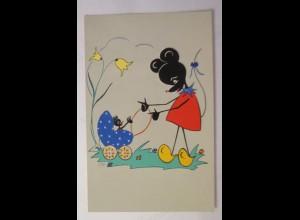 """""""Maus, Kinderwagen"""" 1950, BYB ♥"""