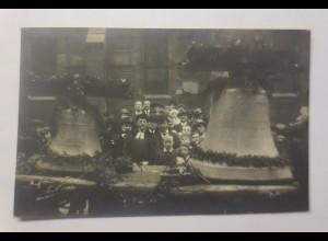 Glocken, Glockeneinweihung, 1910 ♥
