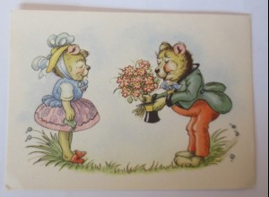 Bär, Ich gratuliere, 1945, Hedda Lehmann ♥