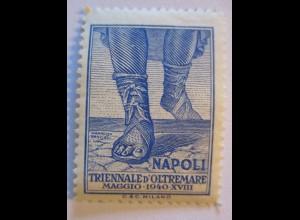Italien Napoli, Trienale d´Oltremare postfrisch 1940 (3765)