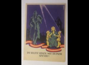 Wiener Kriegsgefangenen-Komission,Du Hilfst Ihnen mit deiner Spende,1946♥