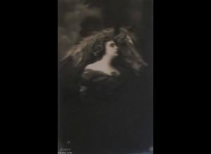 """""""Frauen, Pferde"""" 1912 ♥ (16841)"""