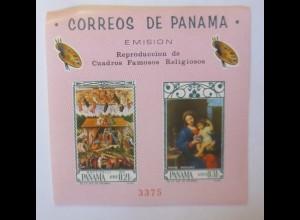 Panama Block Tintoretto Aereo Malerei Kunst ♥ (6204)