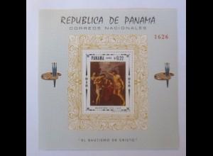 Panama Block Tintoretto Aereo Malerei Kunst ♥ (6202)