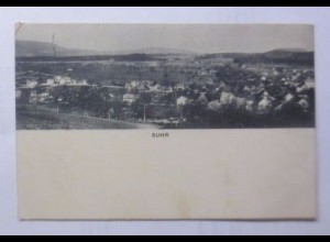 """""""Suhr Bezirk Aarau in der Schweiz, Ortsansicht"""" 1911 ♥ (29452)"""