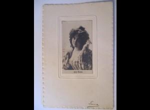 Zirkus, Theater, Varieté, Alix Rozen, Fotokarte ca. 1900 ♥ (7955)