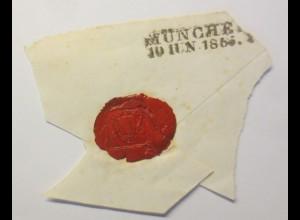 Vignetten, Verschlußmarken, Siegel ♥ (68493)