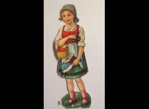 Oblaten, Kinder, Lebkuchen, 11,5 cm x 3 cm ♥ (56425)