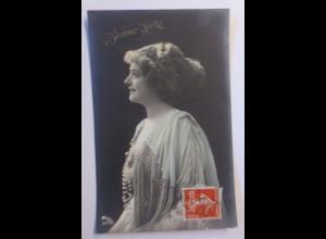 Frauen, Mode, Haarschmuck, Haarmode, 1906 ♥ (43533)
