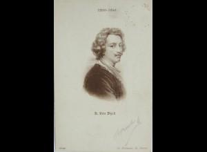 """""""Männer, Maler, A. Van Dyck"""" 1905, Maler ♥"""