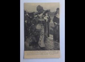 """Frauen, Mode, Hutmode, Modenschau"" 1910 ♥"