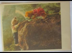 """Teddy, Spielzeug, Klettern"" 1958 ♥"