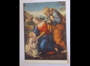 """""""Religion, Die Heilige Familie, Raffaello"""" 1959 ♥"""