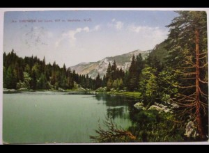 Obersee bei Lunz, 1912 (6954)