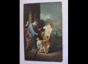"""""""Religion, Heilige, Verstossung der Hagar"""" 1912 ♥"""