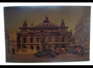 """Paris, Place de l Opera"" 1900, Halt gegen das Licht ♥ (16612)"