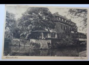 Gelsenkirchen, Schloß Berge, 1930