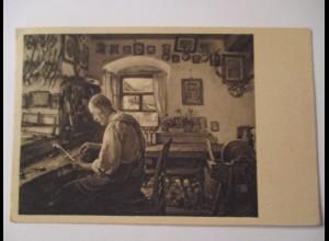 Berufe, Geige, Musik, Geigenbauer aus Mittenwald