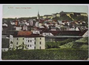 Polen, Schlesien, Glatz, Stadt und Festung, ca.1910