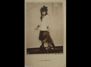 """""""Schauspieler, Lisa Weise, Matrose, Mode, Teddy"""" 1910 ♥"""