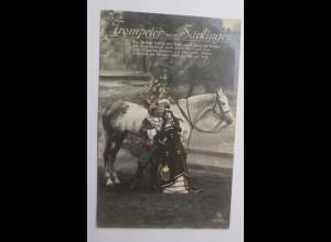Musketier, Trompeter von Säckingen 1913 ♥ (8182)