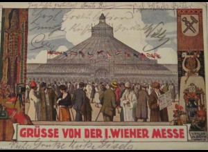 """""""Wien, Messe, Fotoapparat """" 1921, A. Böth Wien ♥ (22094)"""