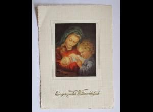 Weihnachten, Heilige, 1959, Josef Dorenbusch ♥ (50771)