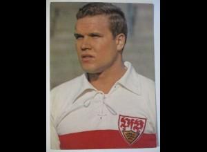 Fußball, Klaus Dieter Sieloff, VfB Stuttgart (39712)