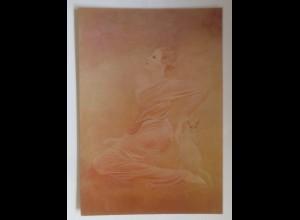Frauen, Mode, Katzen, 1980, Annie Retivat ♥ (70372)