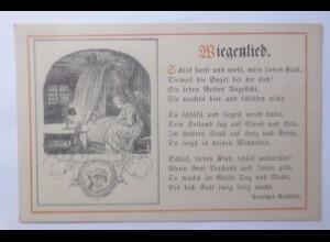 Schutzengel, Engel, Kinder, Wiegenlied 1910 ♥ (62367)