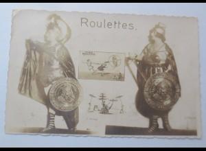 Zirkus, Roulettes, 1920 ♥