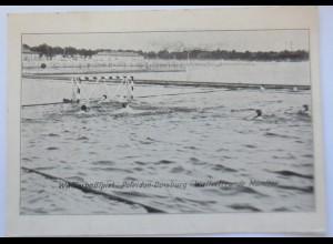 Sport, Wasserball Poseidon Duisburg Wasserfreunde Münster, ca. 1930
