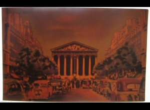 """""""Paris, La Madeleine"""" 1900, Halt gegen das Licht ♥ (16615)"""