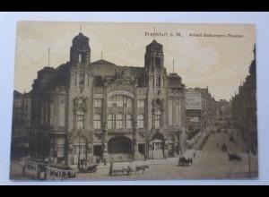 Zirkus, Franfurt a.M. Albert Schumann-Theather, 1918 ♥