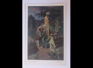 """""""Märchen, Aschenbrödel"""" 1910, O. Kubel Serie 154, Nr. 3816 ♥ (55715)"""