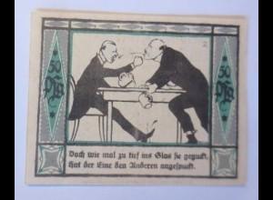 Notgeld Der Gemeine Mülsen St Jacob, 50 Pf, 2 September 1921 ♥ (42410)