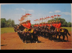 Canada Polizei Mounted Police, 1963