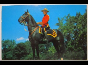 Canada Polizei Mounted Police, 1961
