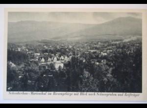 Schreiberhau-Marienthal im Riesengebirge, Szklarska Poręba, 1927