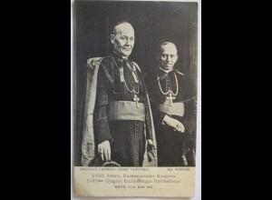 Metz, Eucharistischer Kongress 1907, Kardinal Legat Vincenzo Vannutelli