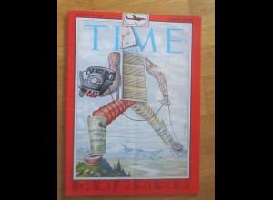 Time Magazine, The Telephone Man, 23. Januar 1959 ♥