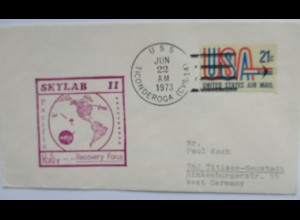 Raumfahrt, Weltraum, USA, Skylab, 1973 (50952)